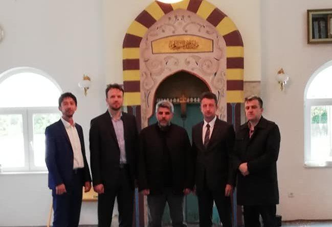 Ramazanska posjeta delegacije Uprave za vjerske poslove Rijaseta Islamske zajednice našem Medžlisu