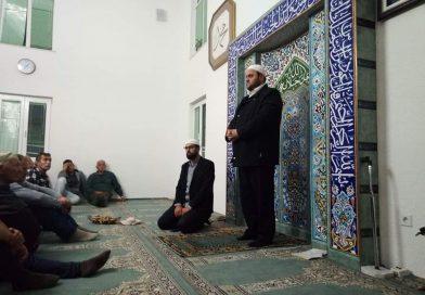 Ramazanska posjeta na Teravih namazu
