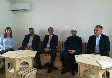 U posjeti MIZ Čapljina boravili su ministar obrazovanja, nauke, kulture i sporta HNK Rašid Hadžović, zamjenik predsjedavajućeg Skupštine HNK Šerif Špago i zastupnica u Skupštini HNK Merjema Hasić