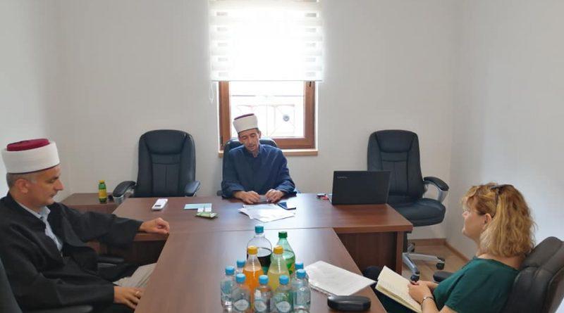 Predstavnica OSCE-a u posjeti Medžlisu Islamske zajednice Čapljina